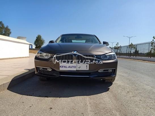 Voiture au Maroc BMW Serie 3 F30 320d - 283837