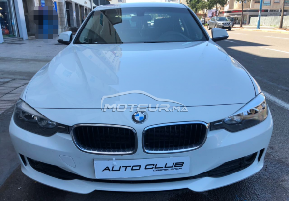 Voiture au Maroc BMW Serie 3 318d - 235917