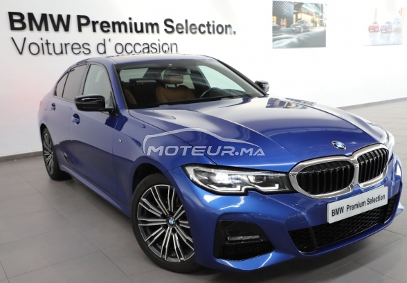BMW Serie 3 320d pack sport + occasion 1111190