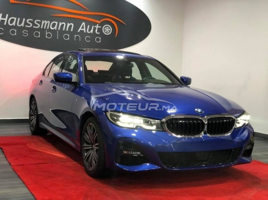 BMW Serie 3 320d pack m occasion