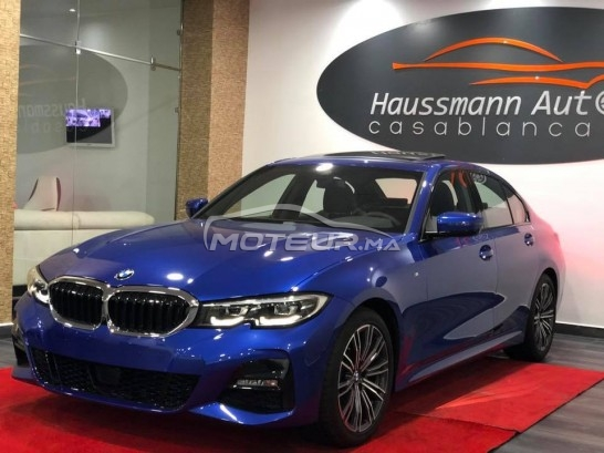 BMW Serie 3 320d pack m occasion 738205