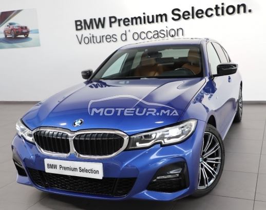 BMW Serie 3 320d pack sport + occasion 1111207