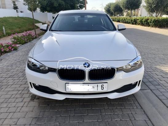 BMW Serie 3 320d bva 2.0 مستعملة