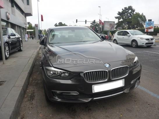 Voiture au Maroc BMW Serie 3 Pack moderne 318d - 160790