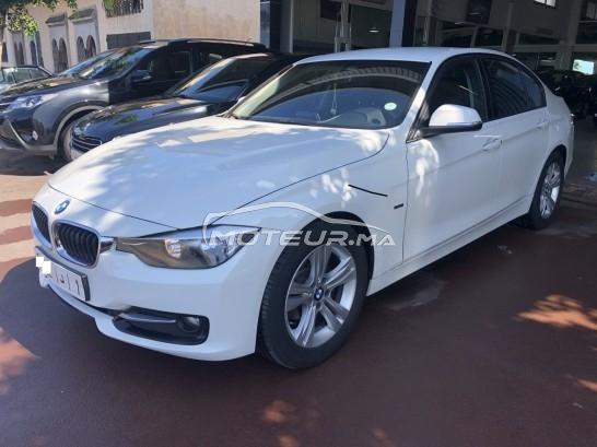 Voiture au Maroc BMW Serie 3 Sport 318d 143 ch - 293448
