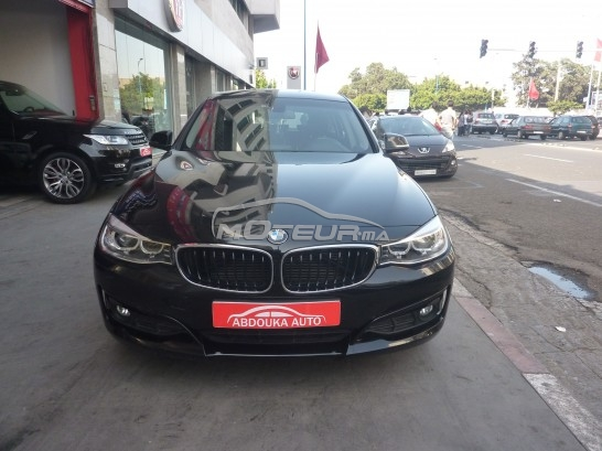 Voiture au Maroc BMW Serie 3 318d gt - 163828