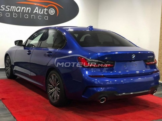 BMW Serie 3 320d pack m occasion 738207