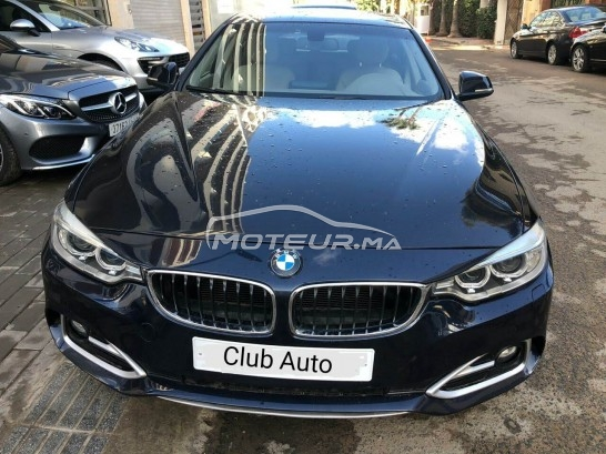 BMW Serie 4 420 d pack sport occasion