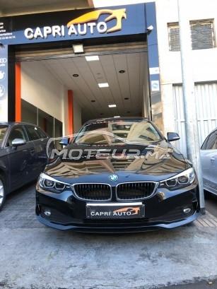 BMW Serie 4 420d gran coupé مستعملة