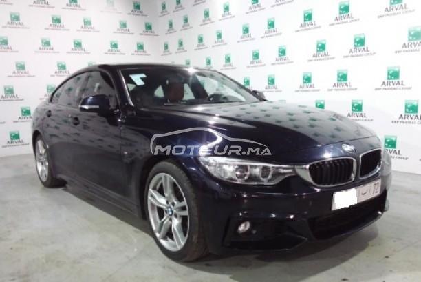 Voiture au Maroc BMW Serie 4 Serie 4 420d gc pack m bva - 350294