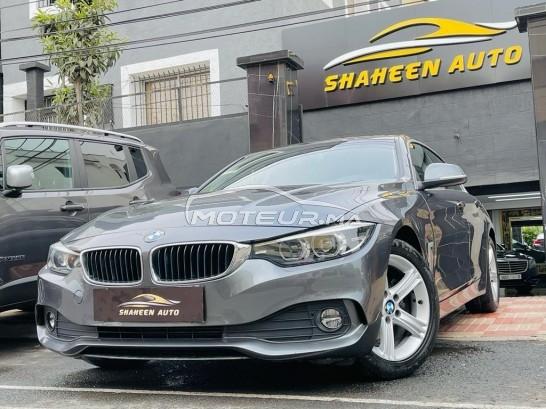 سيارة في المغرب BMW Serie 4 Gran coupe - 366813