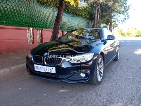 BMW Serie 4 420d sport occasion