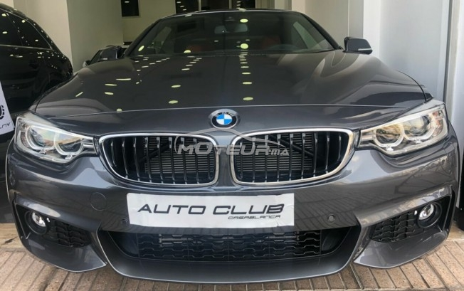 BMW Serie 4 420d cabriolet pack m occasion