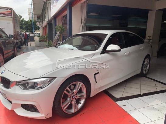BMW Serie 4 420 d مستعملة