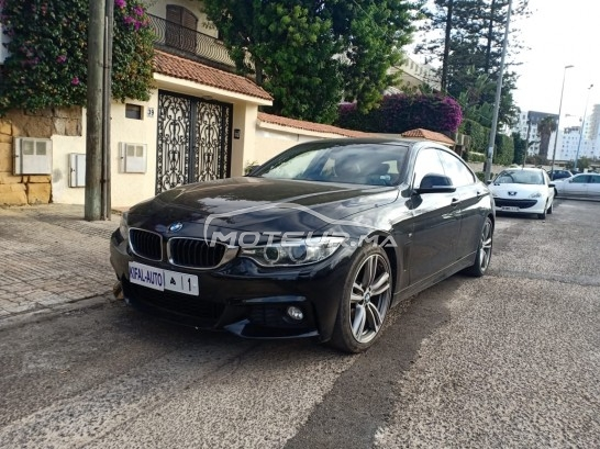BMW Serie 4 Grand coupé pack m occasion