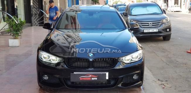 Voiture au Maroc BMW Serie 4 420d - 231678
