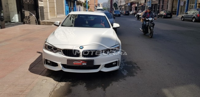 BMW Serie 4 Coupe pack m مستعملة