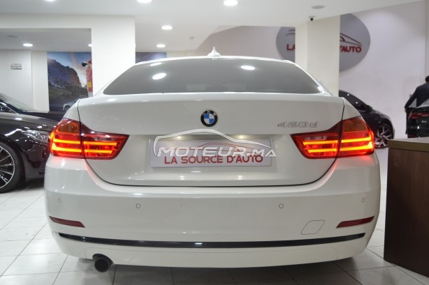 BMW Serie 4 Pack sport occasion 869505