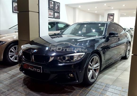 Voiture au Maroc BMW Serie 4 Gran coupe 420d pack m - 218435