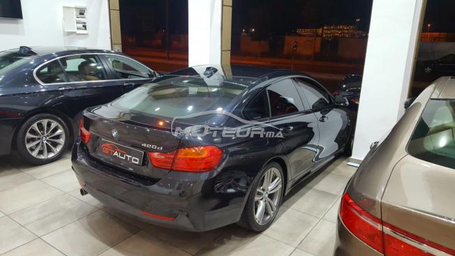 بي ام دبليو سيريي 4 Gran coupe 420d pack m مستعملة 527754