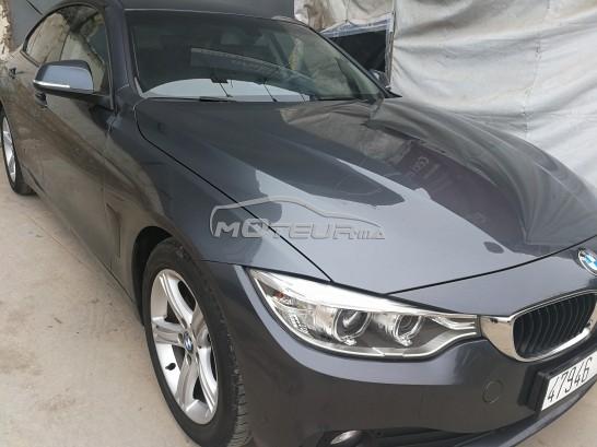 سيارة في المغرب BMW Serie 4 420d coupe - 165912