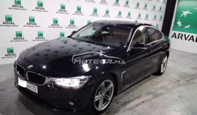 Voiture au Maroc BMW Serie 4 Serie 4 gran coupe 418d club bva 150ch - 357681