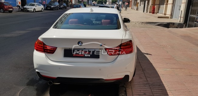 BMW Serie 4 Coupe pack m occasion 593200