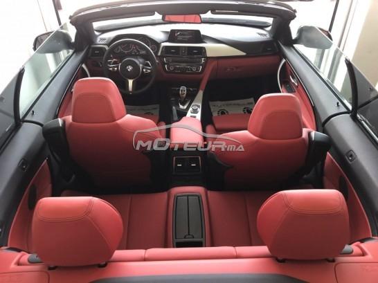 بي ام دبليو سيريي 4 420d cabriolet pack m مستعملة 507380