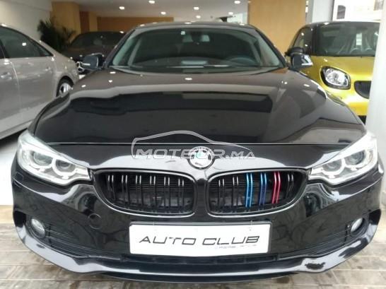 BMW Serie 4 418d مستعملة
