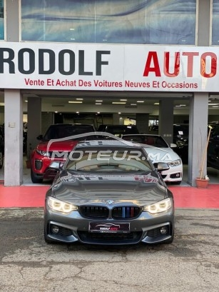 Acheter voiture occasion BMW Serie 4 au Maroc - 303976