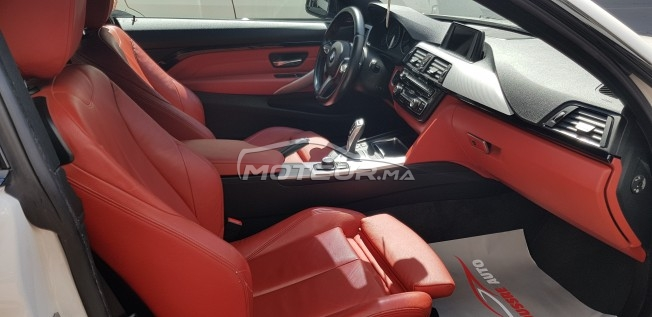 BMW Serie 4 Coupe pack m occasion 593198