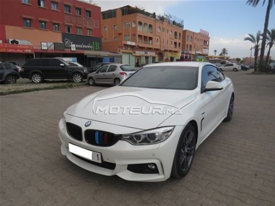 BMW Serie 4 20d pack m occasion