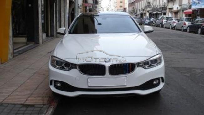 Voiture au Maroc BMW Serie 4 420 d - 146429