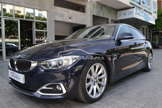 BMW Serie 4 Gran coupe مستعملة