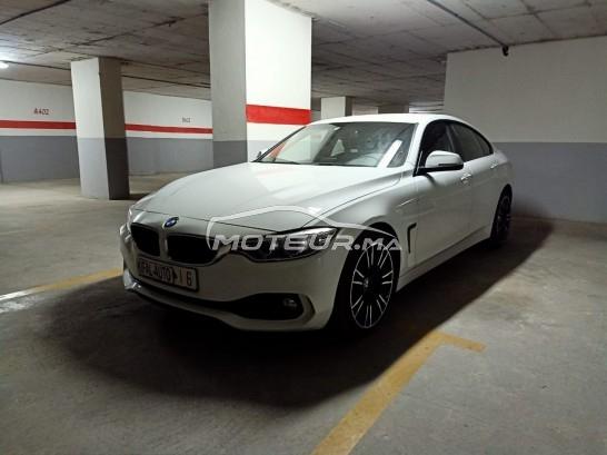 سيارة في المغرب BMW Serie 4 Grand coupé - 299068
