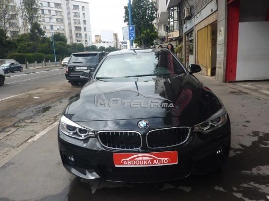 سيارة في المغرب BMW Serie 4 420 d pack m - 206784