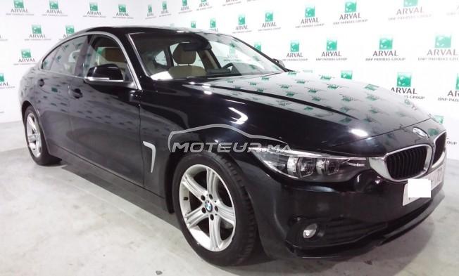 Voiture au Maroc BMW Serie 4 Coupe 418d avantage bva - 308759