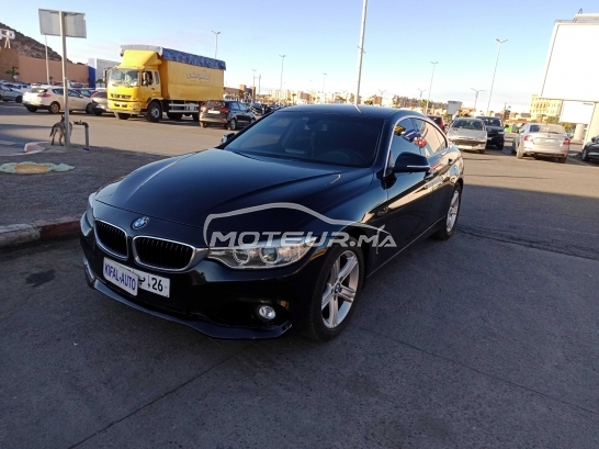BMW Serie 4 418da avantage occasion