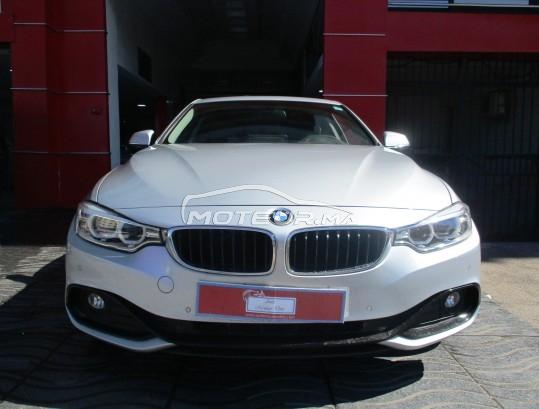 Voiture au Maroc BMW Serie 4 420d pack sport - 318286