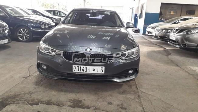 BMW Serie 4 418 gran coupé avantage مستعملة