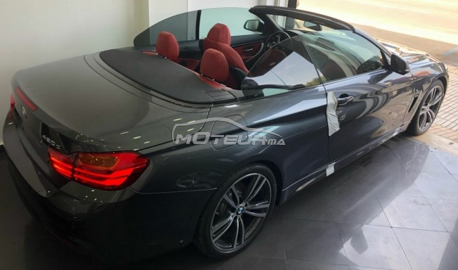 bmw serie 4 420d cabriolet pack m 2018 diesel 215574 occasion casablanca maroc. Black Bedroom Furniture Sets. Home Design Ideas