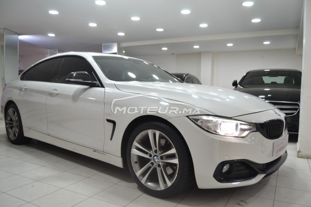 BMW Serie 4 Pack sport occasion 869504