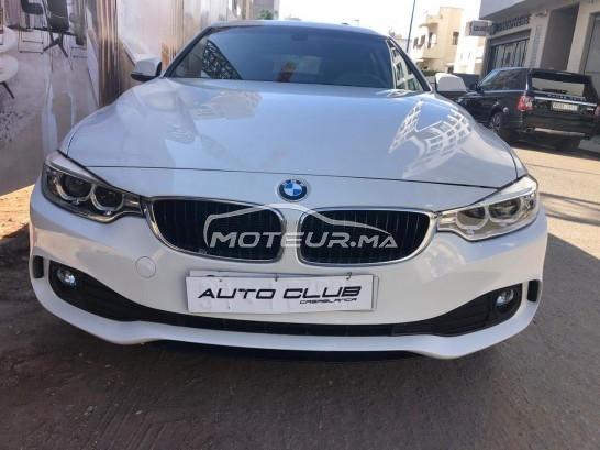 BMW Serie 4 420d مستعملة