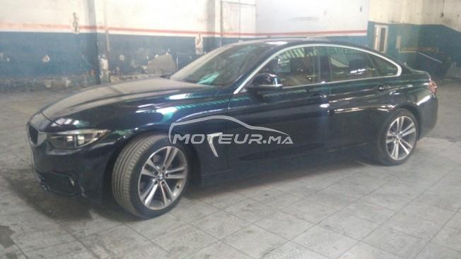 BMW Serie 4 Bmw série 4 gran coupé i (f36) ph2 418da 150 sport occasion