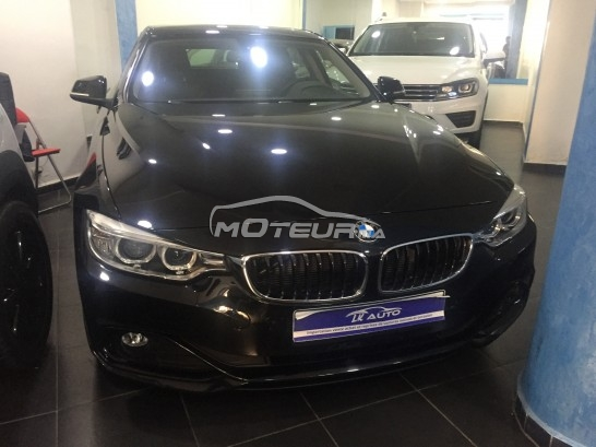 Voiture au Maroc BMW Serie 4 420d grand coupe pack sport - 144312