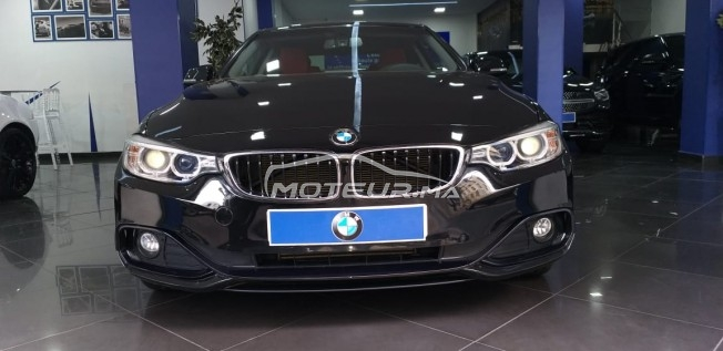 BMW Serie 4 Coupé pack sport occasion