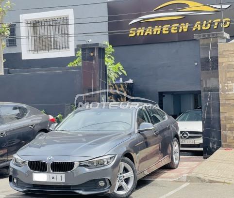 BMW Serie 4 Gran-coupe مستعملة
