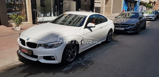 BMW Serie 4 Coupe pack m occasion 593201