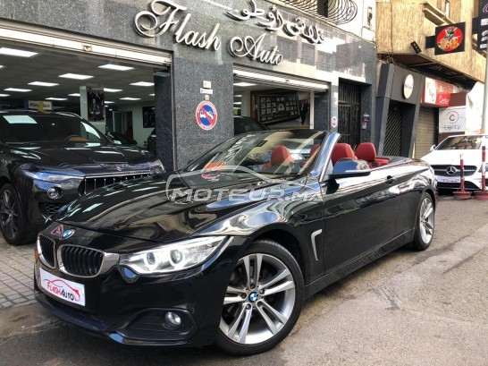 Voiture au Maroc BMW Serie 4 420 cabriolet - 334045