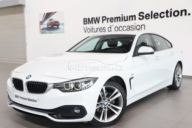 BMW Serie 4 418d gc sport occasion